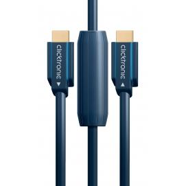 Kabel (aktywny) HDMI / HDMI 40m Clicktronic