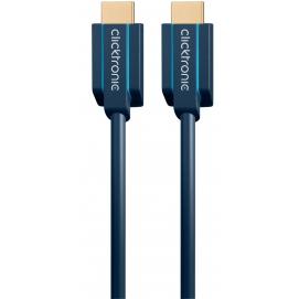 Kabel HDMI / HDMI 5m Clicktronic