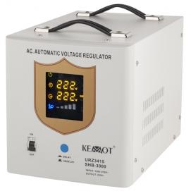 Automatyczny stabilizator napięcia KEMOT SHB-3000