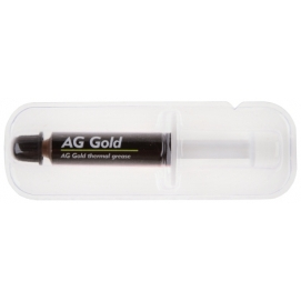 Pasta termoprzewodząca Gold 1g AG