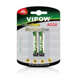Baterie alkaliczne VIPOW LR03 2szt/bl.