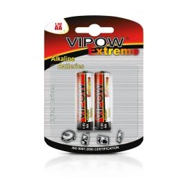 Baterie alkaliczne VIPOW EXTREME LR06 2szt/bl