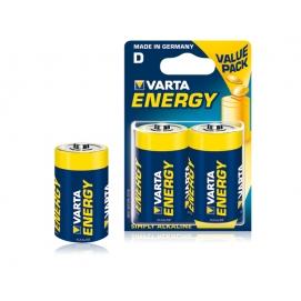 Bateria alkaliczna VARTA LR20 ENERGY 2szt./bl.
