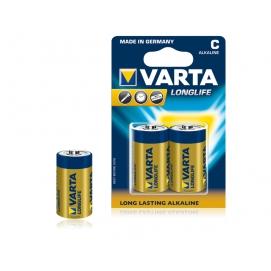 Bateria alkaliczna VARTA LR14 LONGLIFE 2szt./bl.