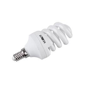 Kompaktowa lampa fluorescencyjna (Świetlówka) spirala , 12W, E14, 2700K