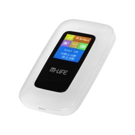 MODEM - MIFI router 4G LTE, M-LIFE