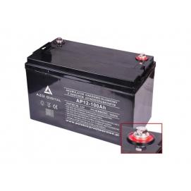Akumulator żelowy AGM bezobsługowy AP12-100 12V 100Ah
