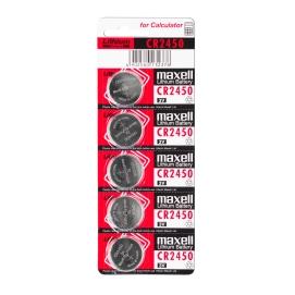 Bateria Maxell CR2450 5szt./bl