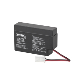 Akumulator żelowy VIPOW 12V 0.8Ah