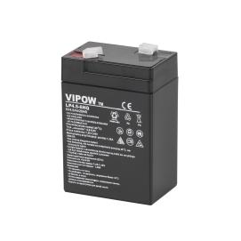 Akumulator żelowy VIPOW 6V 4.5Ah HQ