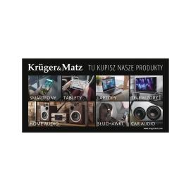 Baner Kruger&Matz (2 x 1 m)