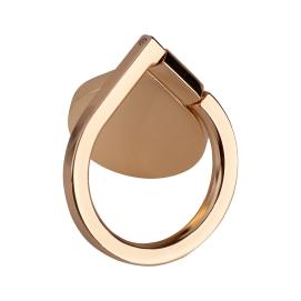 Uchwyt uniwersalny typu pierścień do telefonu złoty