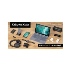 Baner Kruger&Matz - Moc nowych technologii (200 x 100 cm)