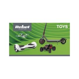 Baner Rebel Toys (200 x 110 cm)