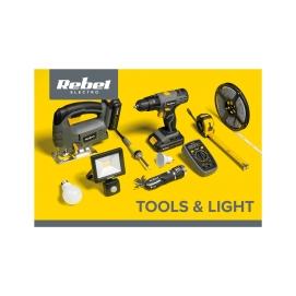 Plakat Rebel Tools & Light