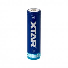 Akumulator XTAR 18650 3,7V Li-ion 2600mAh z zabezpieczeniem