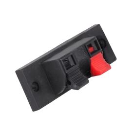 Gniazdo głośnikowe x2 na płytce Cabletech