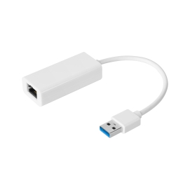 Adapter karta sieciowa USB 3.0 - RJ45 LAN gigabit 10/100/1000 Mb Kruger&Matz